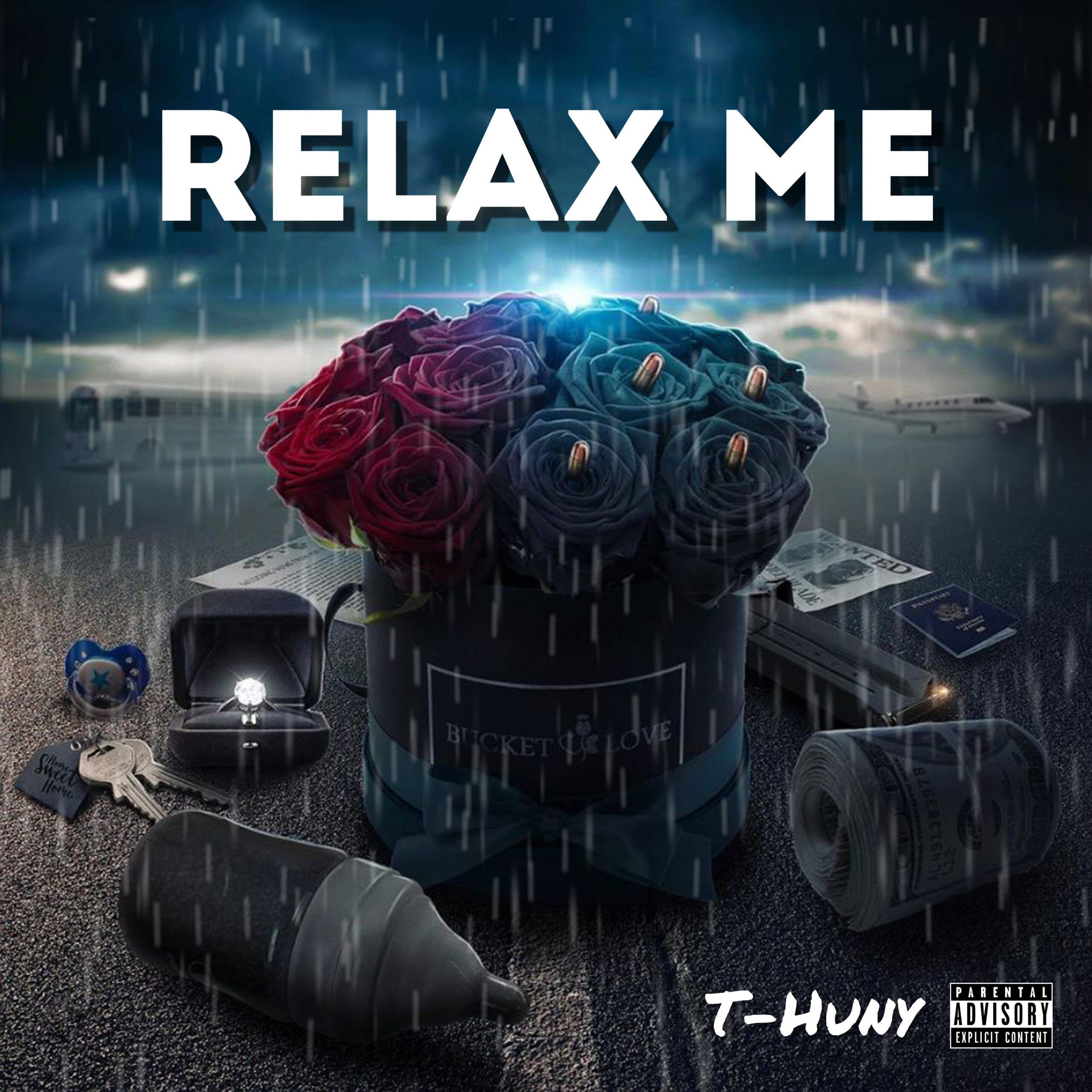 "T-Huny brings light to Domestic Violence with new song ""Relax Me"""