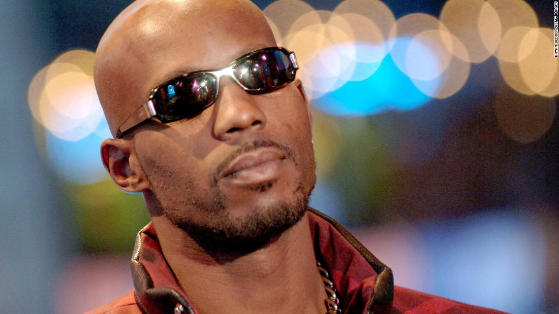 DMX: Rest Peacefully